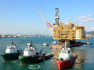 Korea Shipbuilding to build platform off Myanmar