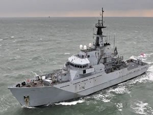 Royal Navy Prepares to Exclude French Fishermen From UK Waters