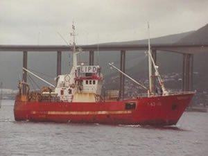17 Missing After Russian Fishing Boat Sinks in Barents Sea