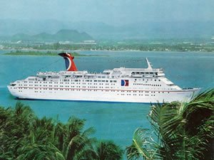 Pioneering Cruise Ship Arrives in India to be Scrapped