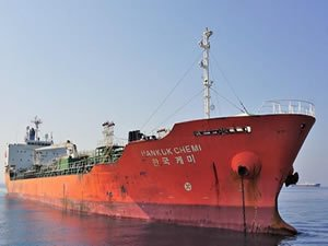 Korean naval forces arrive as tanker shipping faces up to the threat of more Iranian seizures
