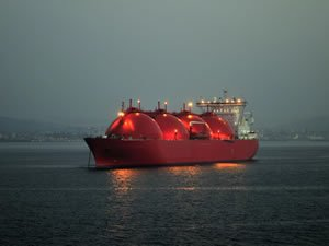 Freezing Weather Snarls Asian Port, Sending Energy Prices Soaring