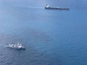 Indonesia Escorts Seized Tankers to Dock for Investigation