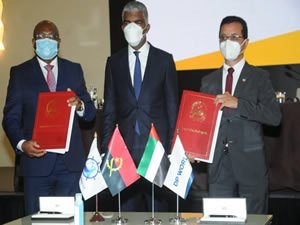 DP World inks 20-year concession for Luanda terminal