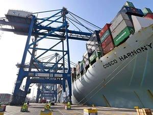 COSCO Ports takes stake in Saudi Arabian terminal