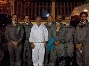 6 Ukrainian sailors rescued from pirates