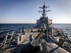 USS John McCain Patrols Disputed Paracel Islands