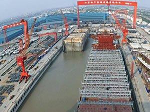 StarOcean Marine orders up to 12 boxships at Yangzijiang