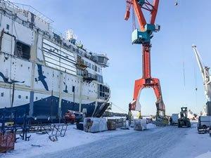 Rauma shipyard shuts down production after over 230 coronavirus infections