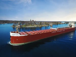 St. Lawrence Seaway Opens for 2021 Shipping Season