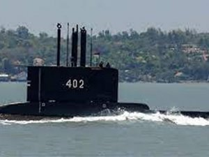 Indonesian Navy KRI NANGGALA 402 sank with all hands