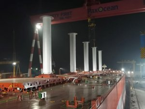 Norsepower installs rotor sails on Vale VLOC