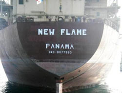NEW FLAME 'likely to break up'