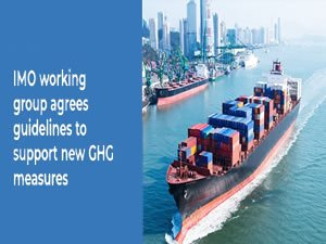 IMO defines new guidelines on EEXI and CII to support GHG measures