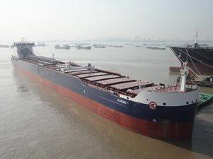 Algoma orders Seaway-Max bulker in China