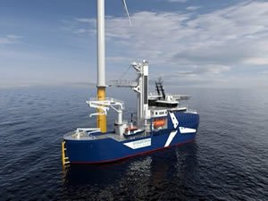 Awind secures Dogger Bank contract for CSOV newbuild