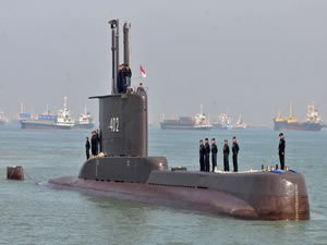Indonesia Ends Salvage of Sunken Submarine