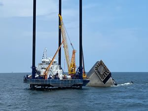 Salvors Prepping to Raise SEACOR Power in Gulf of Mexico