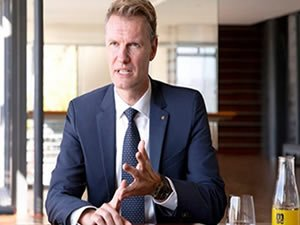 MSC boss Soren Toft backs carbon taxes and decarbonisation R&D fund