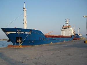Turkish freighter refloated, taken back to port, Ukraine