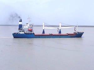 Cargo ship sinking in Arabian sea, 5 crew rescued, 13 missing
