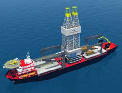 GSF orders drillship at Hyundai