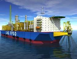 SBM starts marketing LNG FPSO