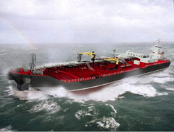 Crowley orders 330,000 bbl ATB's