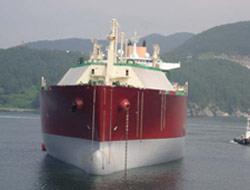MAN B&W Marks LNG Milestone