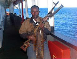 New Somali hijacking