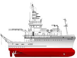 Ulstein Turkish design contract