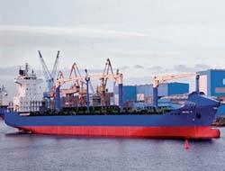 Arkas capacity fleet to 26392 TEU