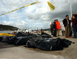 Death toll in boat rises to 46