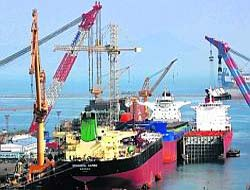 Shipbuilding predicts record sales