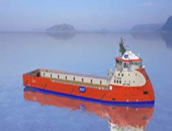 New shipping Co. selects Ulstein