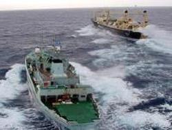 Greenpeace pursues Japan's