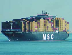 MSC's new Asia-Black Sea service