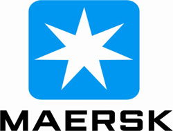 Maersk rises on container outlook