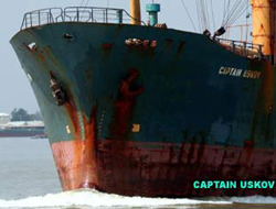 Cambodian cargo ship missing