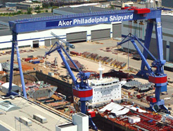 Aker launches eighth ship