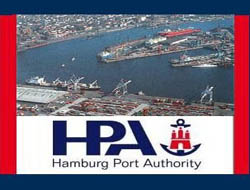 Hamburg Port handled hits record