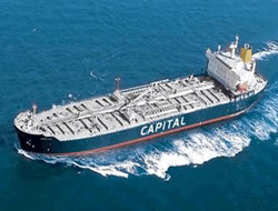 Capital takes delivery of new tanker
