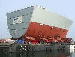 Shipbuilding Co: Weakening frame