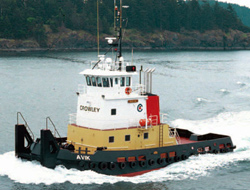Crowley orders two tugs for Alaska