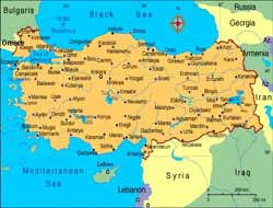 Turkish borders to be under control