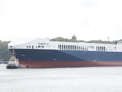 FSG Shipyard Launches First