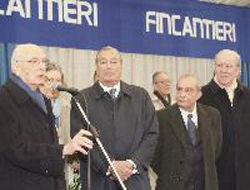 Fincantieri announces earnings of