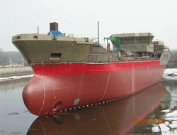 Russia to deliver cargo ship to Iran