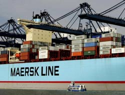 Maersk could buy NZ port terminals