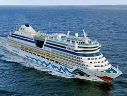 German delivers new cruise ship